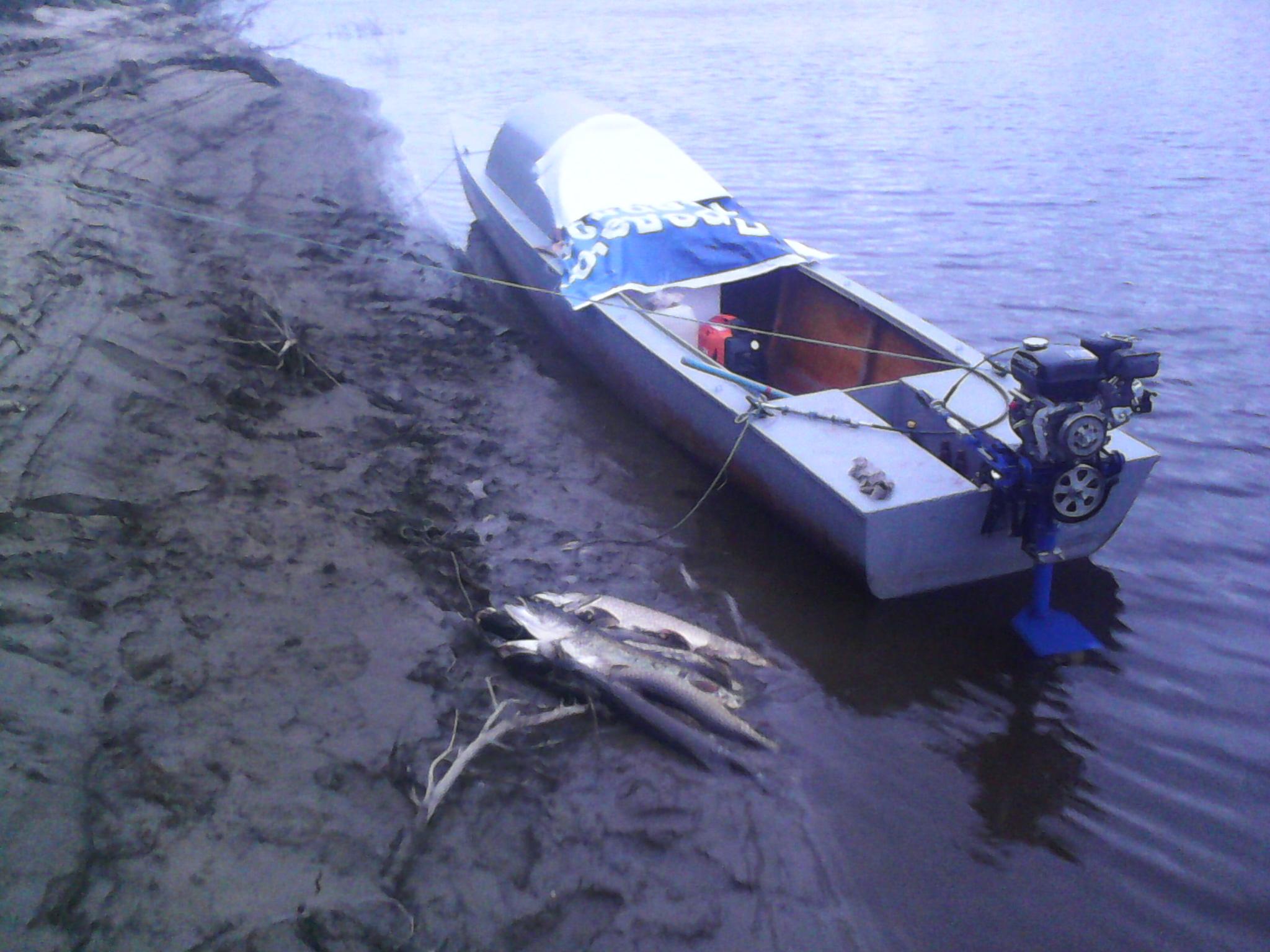 Тюнинг лодки ПВХ для рыбалки своими руками, аксессуары для