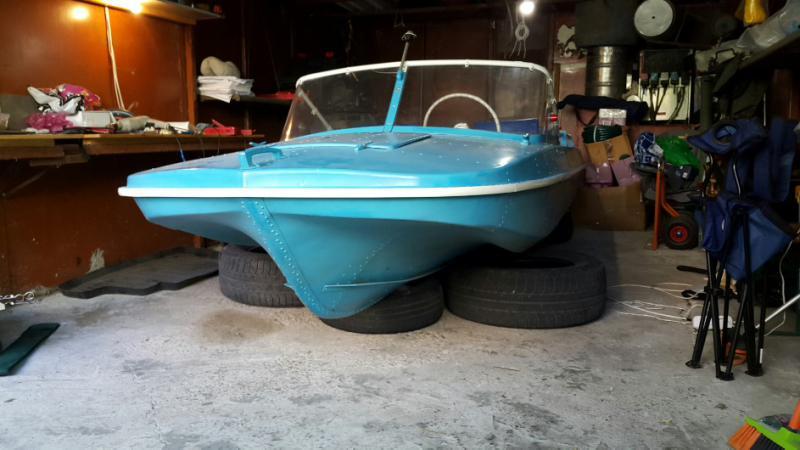 катера и лодки боцман