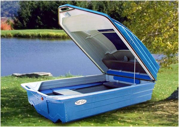 самодельные лодки в томске