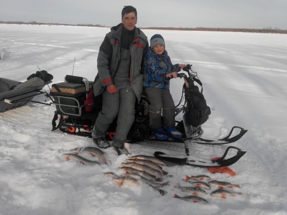 рыбалка на покатуху