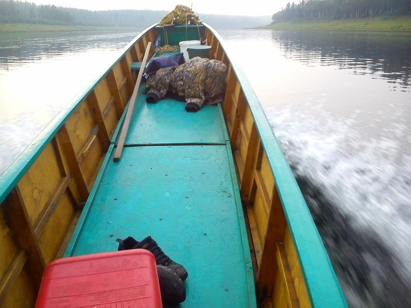 как сделать лодку в blockheads