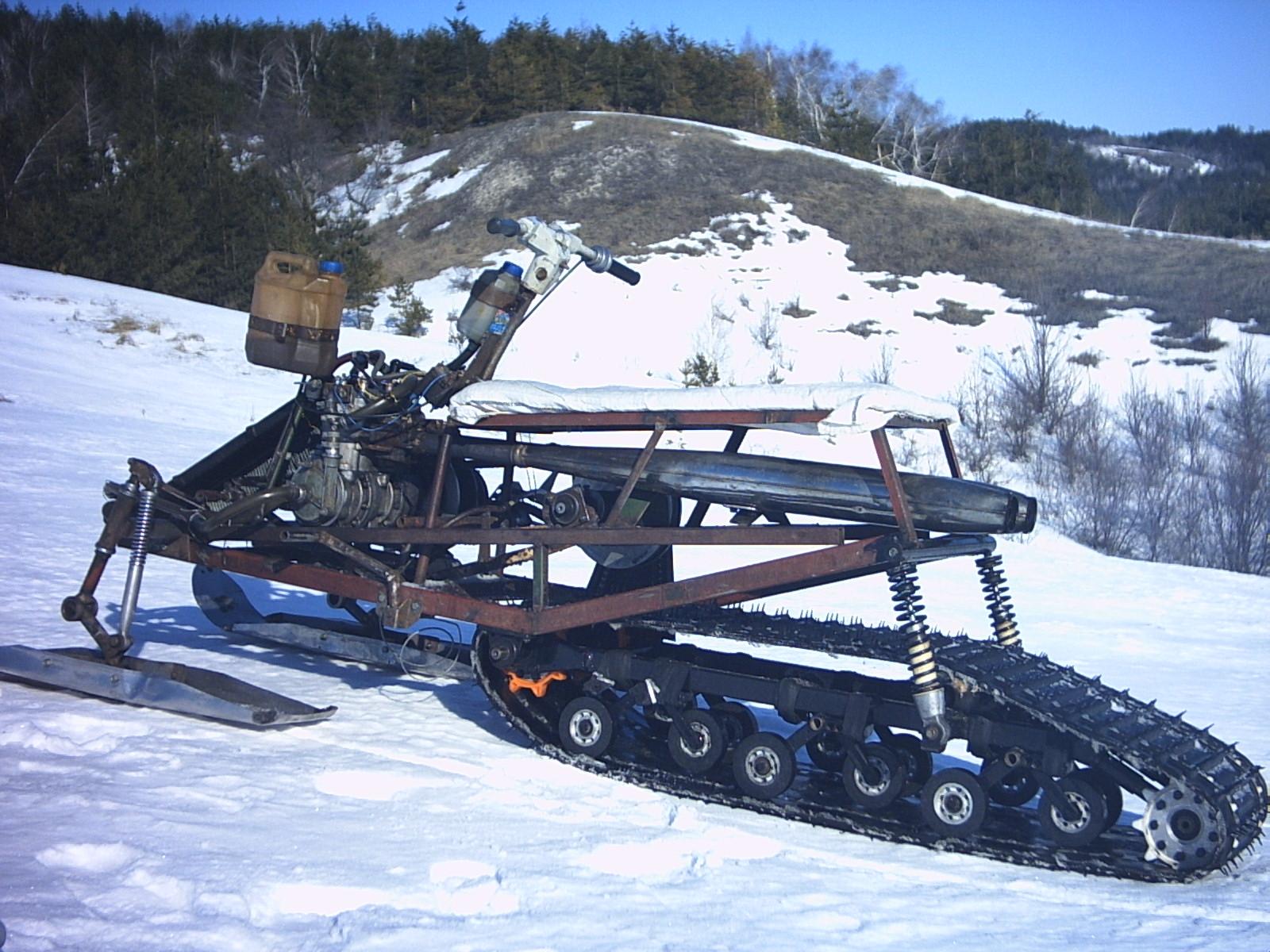 Как сделать гусеницы для снегохода Гусеница для снегохода своими 89